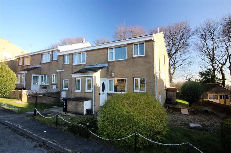 1 Bedroom Apartment Flat for sale in Fairburn Court, Off Cromwell Road, Southowram, Halifax