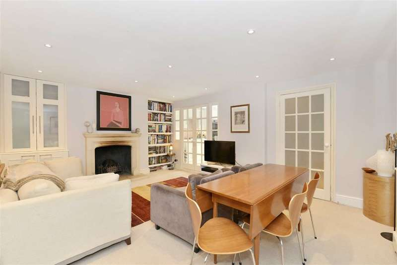 2 Bedrooms Flat for sale in Alma Square, London, NW8
