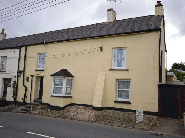 3 Bedrooms Semi Detached House for sale in High Street, Newton Poppleford, Sidmouth, Devon