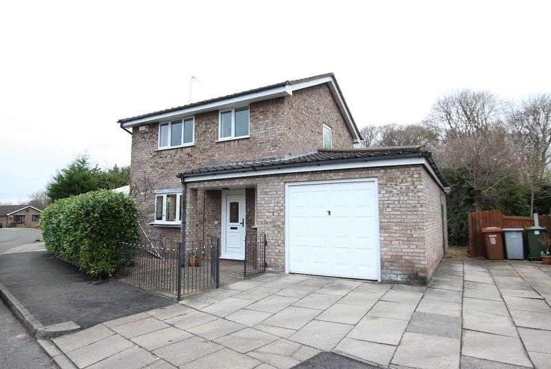 3 Bedrooms Detached House for sale in Glenwood Drive, Irby, Wirral