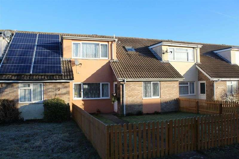 2 Bedrooms Terraced House for sale in Tamar Road, Weston-Super-Mare