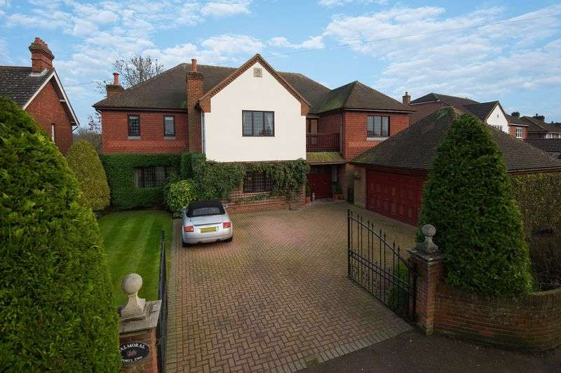 5 Bedrooms Detached House for sale in Balmoral, Ickwell, Bedfordshire