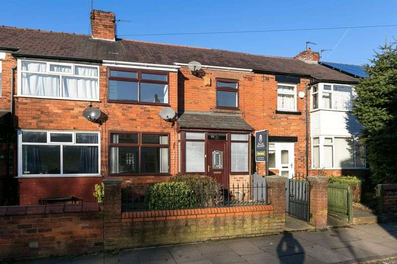 3 Bedrooms Terraced House for sale in Beresford Street, Wigan, WN6 7LH