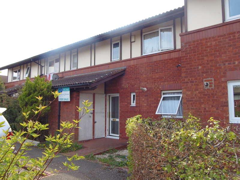 3 Bedrooms Terraced House for sale in Welbourne, Werrington, Peterborough, PE4 6NQ