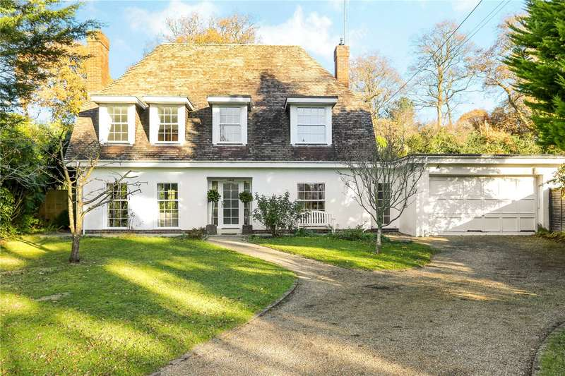 4 Bedrooms Detached House for sale in Lower Station Road, Newick, East Sussex, BN8