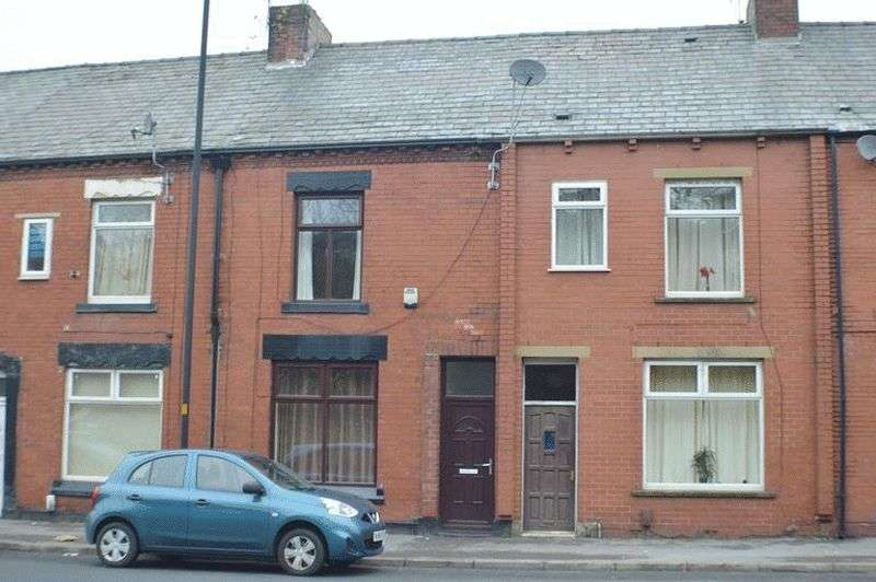 3 Bedrooms Terraced House for sale in Huddersfield Road, Oldham