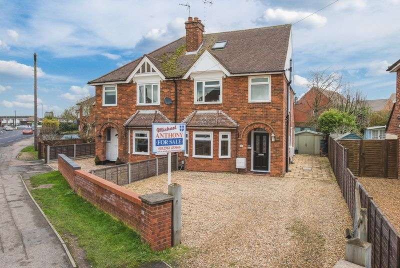 4 Bedrooms Semi Detached House for sale in Mandeville Road, Aylesbury