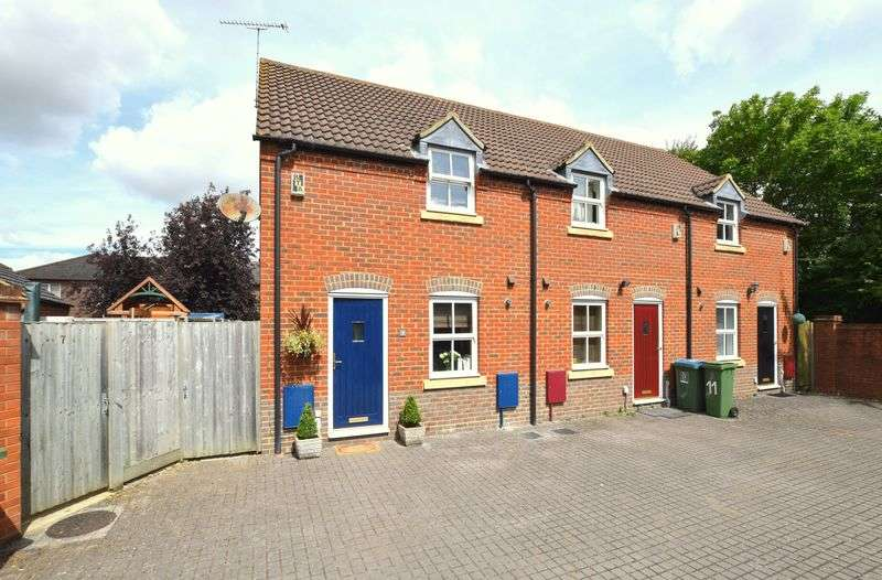 2 Bedrooms House for sale in Prestwold Way, Aylesbury