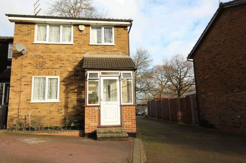 3 Bedrooms House for sale in Marshalls Close, New Southgate, N11