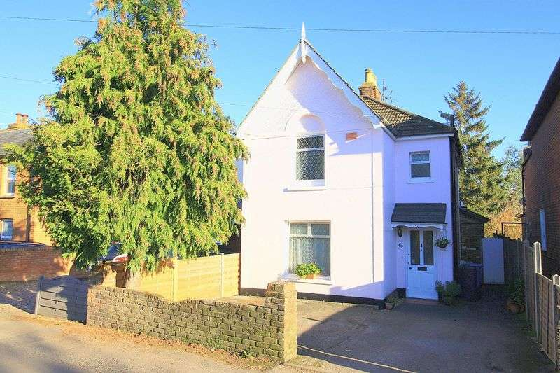 3 Bedrooms Detached House for sale in Cannon Court Road, Maidenhead