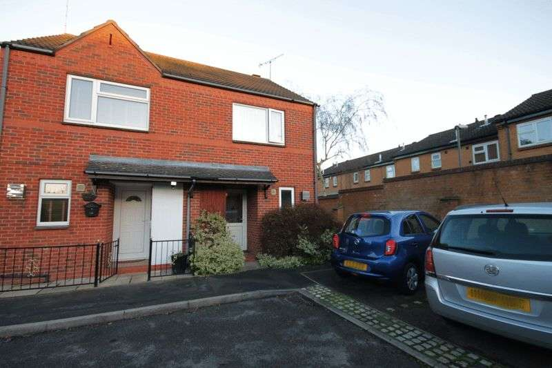 2 Bedrooms Semi Detached House for sale in WOODS LANE, DERBY
