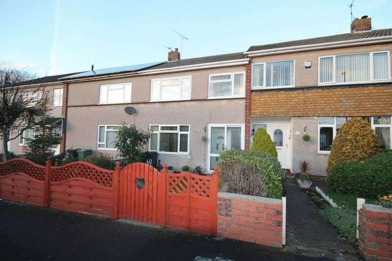 3 Bedrooms Terraced House for sale in St. Briavels Drive, Yate