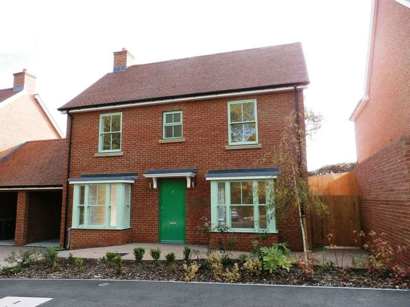 4 Bedrooms Detached House for sale in Elmwood Park, Woodnesborough