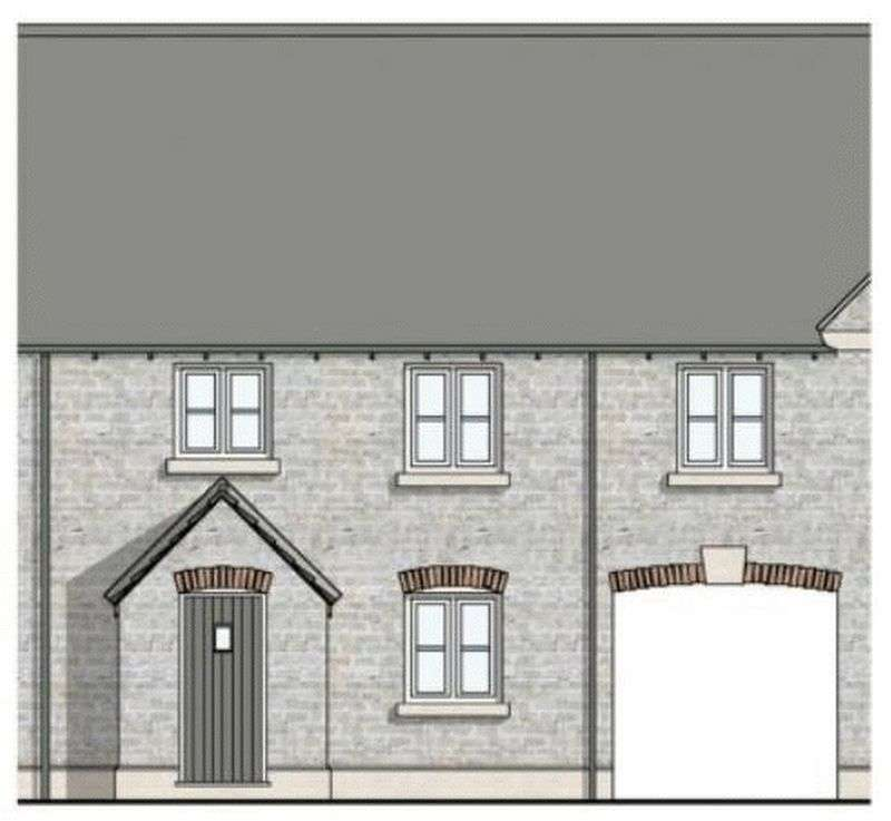 3 Bedrooms Terraced House for sale in Clarks Meadow, Shepton Mallet