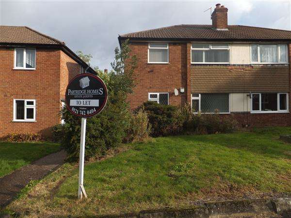 2 Bedrooms Maisonette Flat for rent in Gayhurst Drive, Yardley, Birmingham