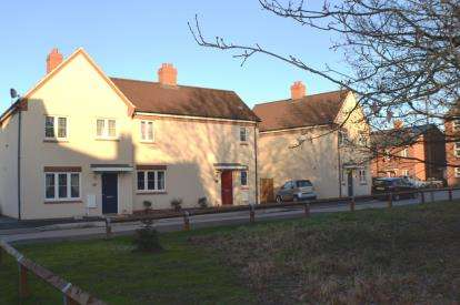 3 Bedrooms Semi Detached House for sale in Deopham Green Kingsway, Quedgeley, Gloucester, Gloucestershire