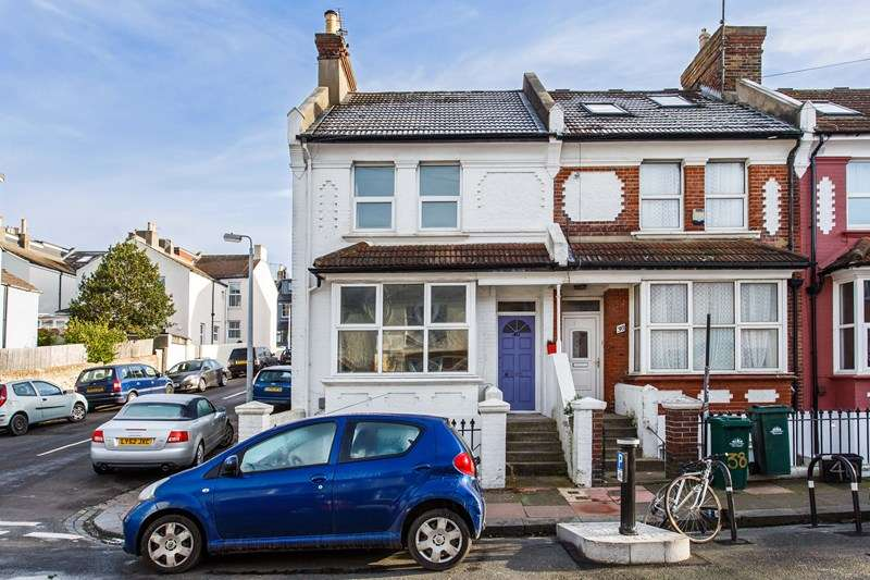 2 Bedrooms Maisonette Flat for sale in Bonchurch Road, BRIGHTON