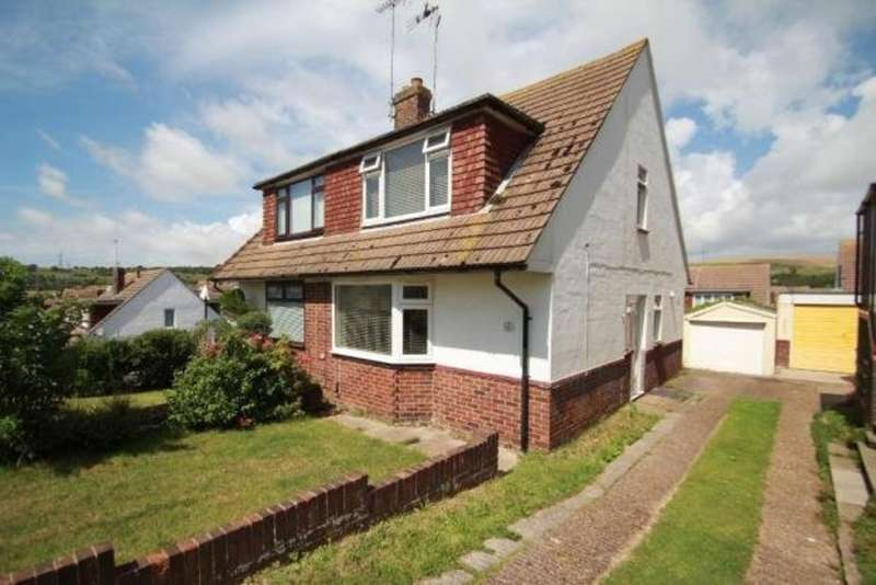 2 Bedrooms Flat for sale in Graham Close, Portslade