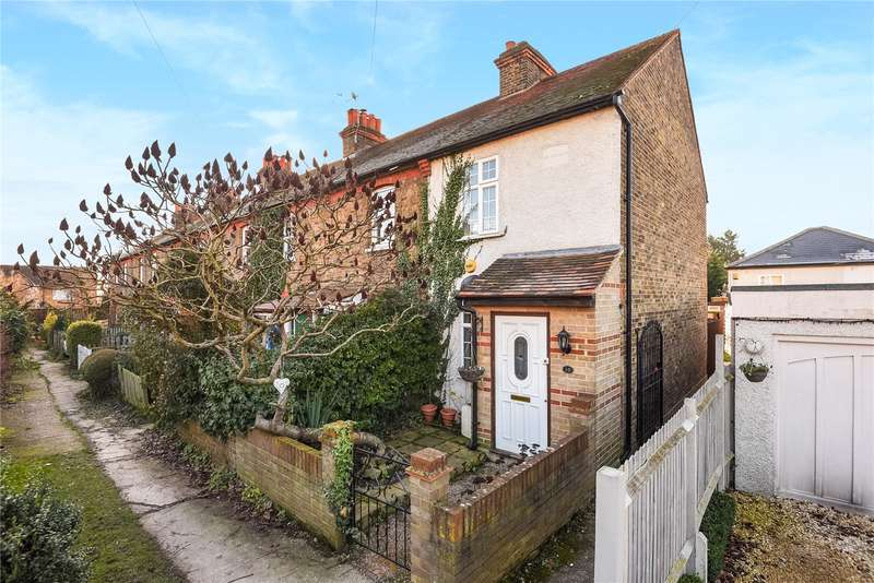2 Bedrooms Terraced House for sale in Ivy Cottages, Uxbridge Road, Hillingdon, Uxbridge, UB10