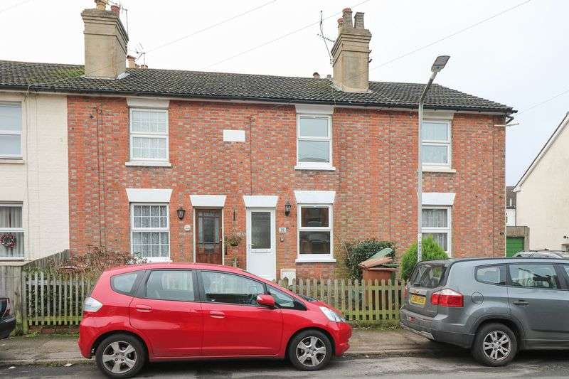 2 Bedrooms Terraced House for sale in Meadow Road, Southborough, Tunbridge Wells