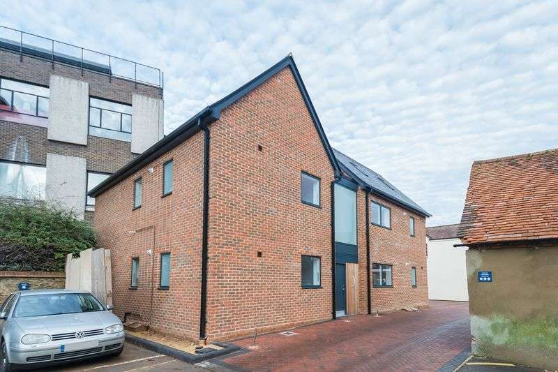 2 Bedrooms Flat for sale in Bath Street, Abingdon