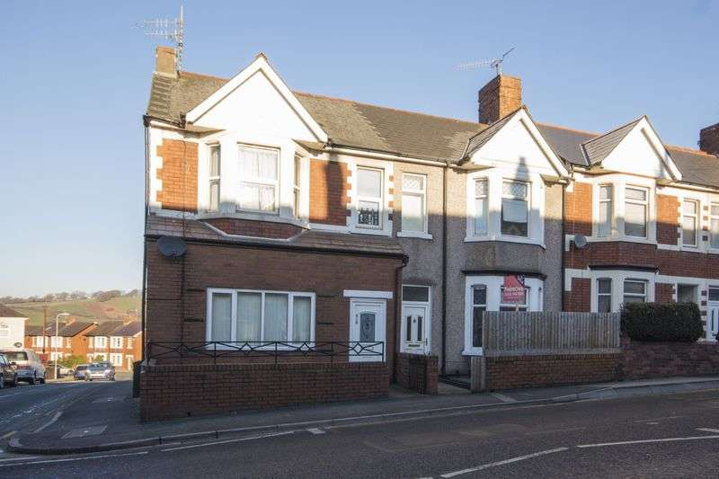 3 Bedrooms Terraced House for sale in Caerleon Road, Newport
