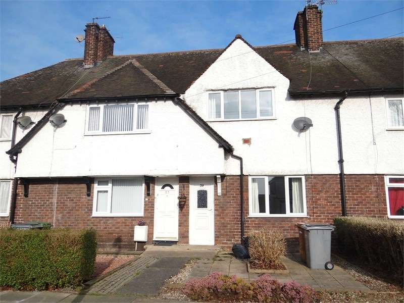 2 Bedrooms Terraced House for rent in Shore Drive, New Ferry