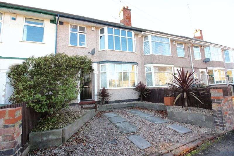 3 Bedrooms Terraced House for sale in Beaumont Crescent, Coundon, Coventry
