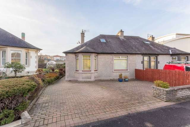2 Bedrooms Semi Detached Bungalow for sale in Pilrig Gardens, Pilrig, Edinburgh, EH6 5AZ