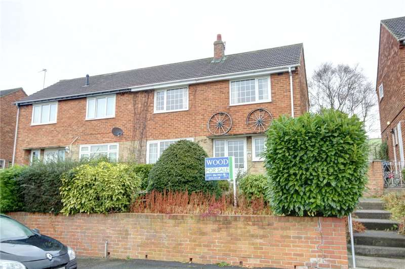 3 Bedrooms Semi Detached House for sale in Findon Avenue, Witton Gilbert, Durham, DH7