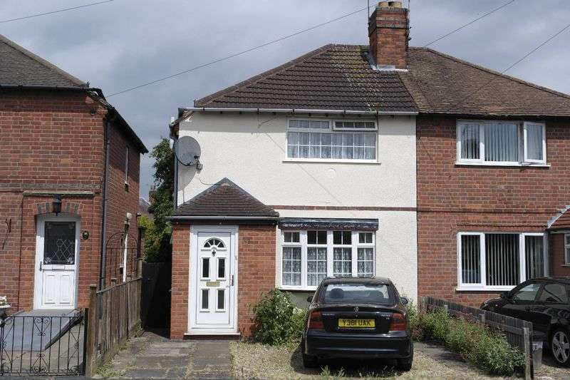 3 Bedrooms Semi Detached House for sale in Kingston Avenue, Wigston Fields