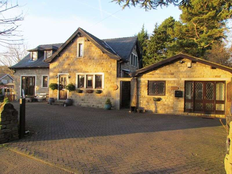 6 Bedrooms Detached House for sale in Gilstead Lane, Bingley