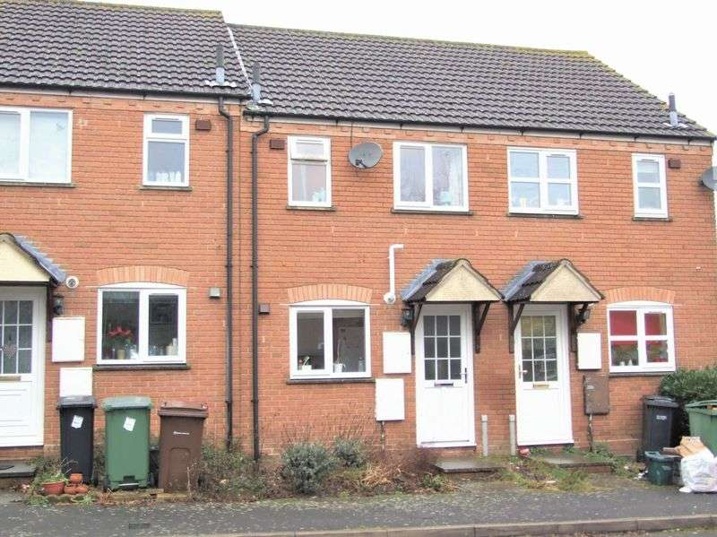 2 Bedrooms Terraced House for sale in St. Hughs Rise, Didcot