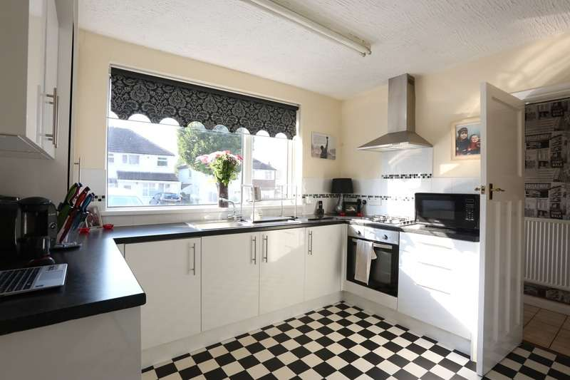 2 Bedrooms Semi Detached House for sale in lingfield, great barr, West Midlands, B44