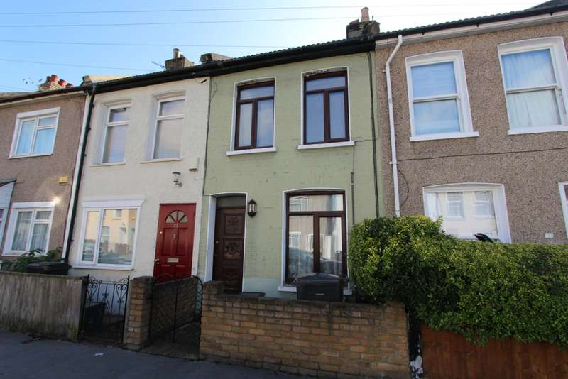 2 Bedrooms Terraced House for sale in Westfield Road, Croydon, CR0