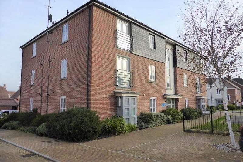 1 Bedroom Ground Flat for sale in Englefield Way, Marnel Park, Basingstoke, RG24