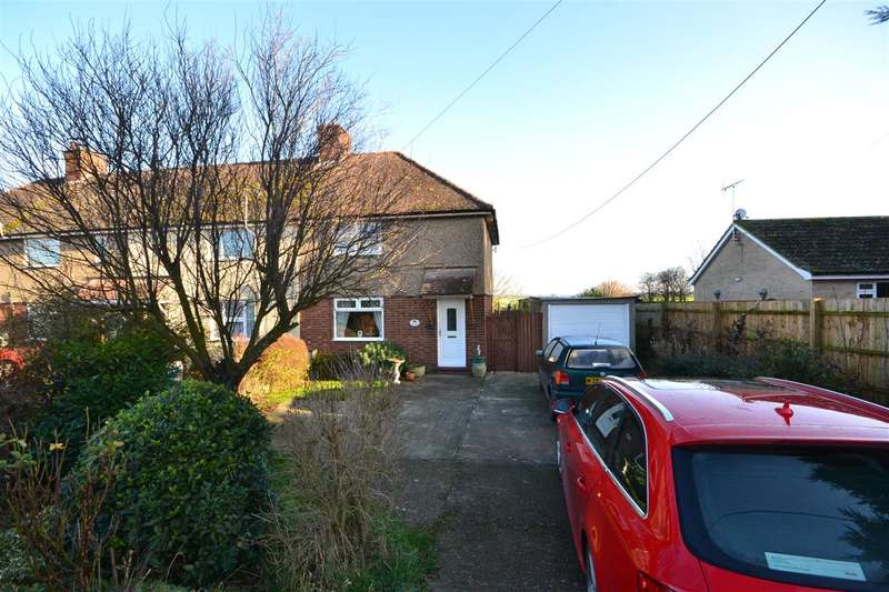3 Bedrooms End Of Terrace House for sale in Station Road, Isleham