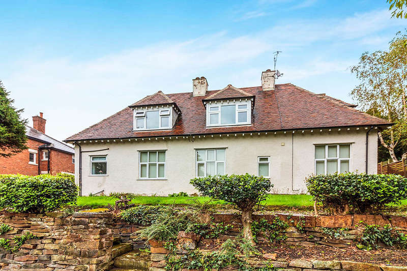 2 Bedrooms Flat for sale in Brockwell Lane, Chesterfield, S40