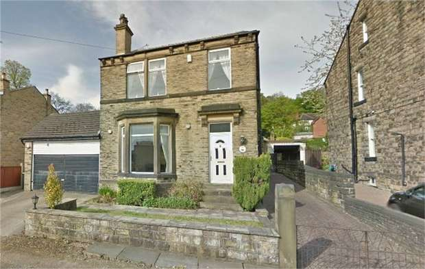 4 Bedrooms Detached House for sale in Birkdale Road, Dewsbury, West Yorkshire