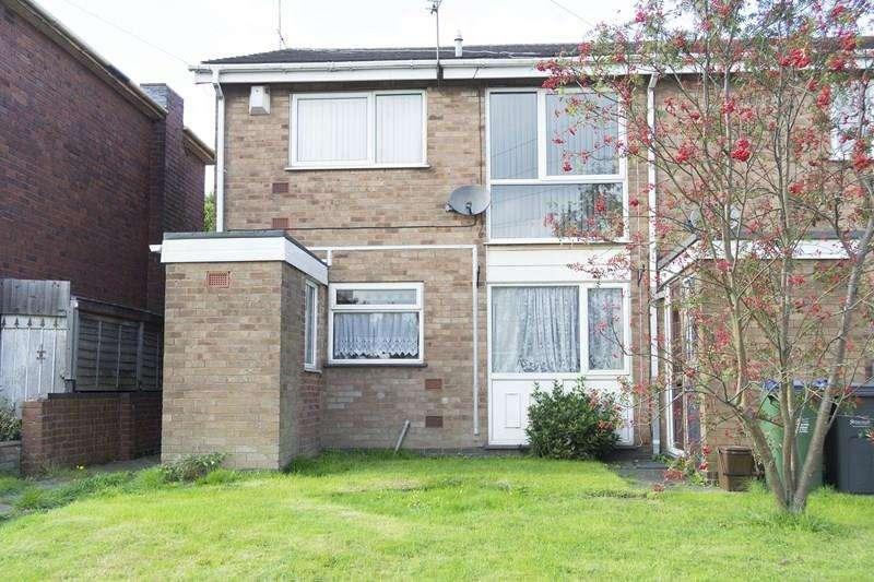 2 Bedrooms Maisonette Flat for sale in Portway Road, Rowley Regis