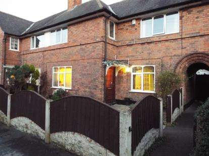 3 Bedrooms Terraced House for sale in Wilford Grove, Meadows, Nottingham, Nottinghamshire