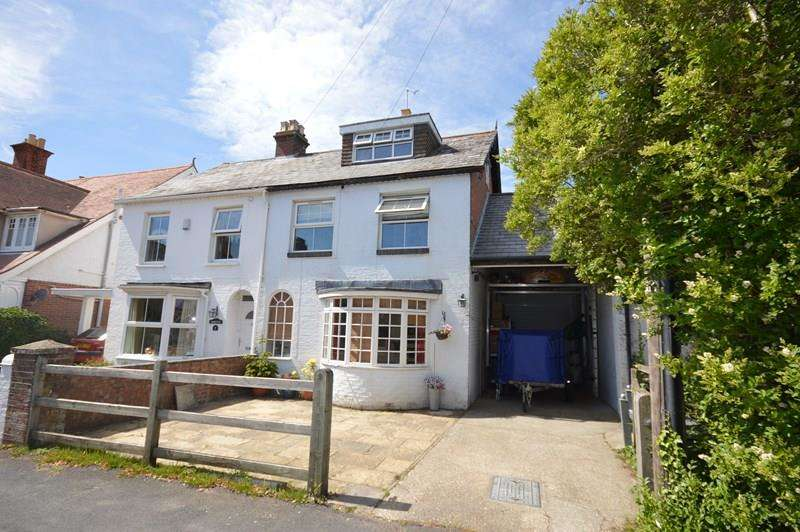 4 Bedrooms Property for sale in Stanley Road, Lymington