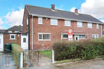 3 Bedrooms Semi Detached House for sale in Ninian Grove, Doncaster