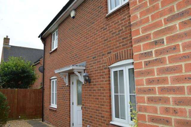 3 Bedrooms Semi Detached House for sale in The Fields, St Georges, Weston-super-Mare
