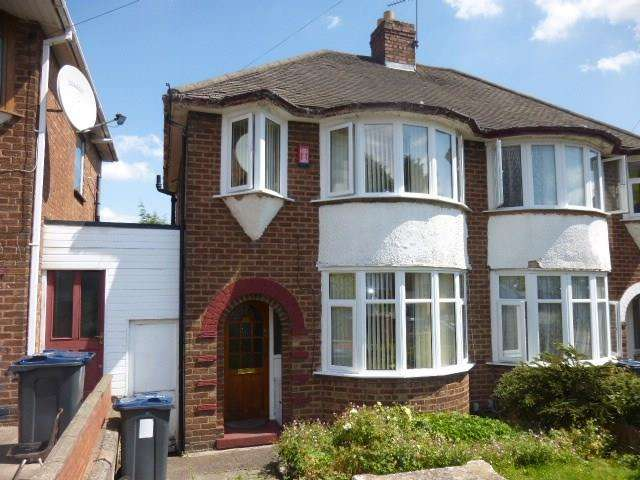3 Bedrooms Semi Detached House for sale in Haycroft Avenue, Saltley, Birmingham