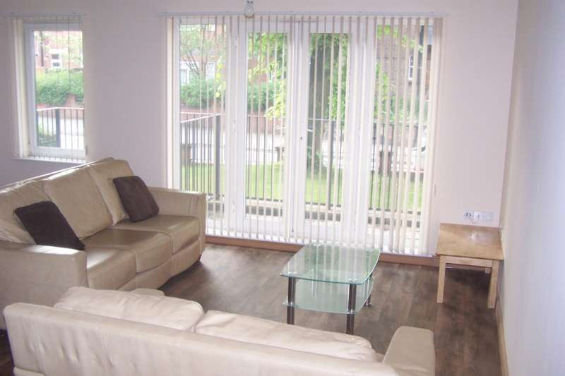 1 Bedroom Flat for sale in Apt 4 The Limes, Crumpsall, M8 4QS