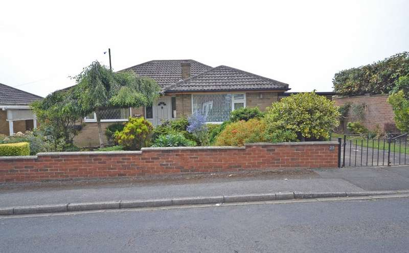 2 Bedrooms Detached Bungalow for sale in Riverdale Avenue, Stanley, Wakefield