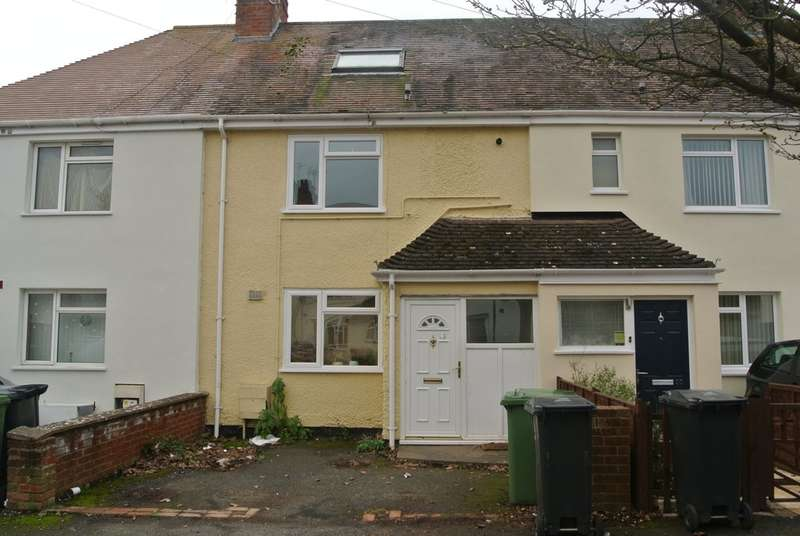 3 Bedrooms Terraced House for sale in Rynal Place, Evesham