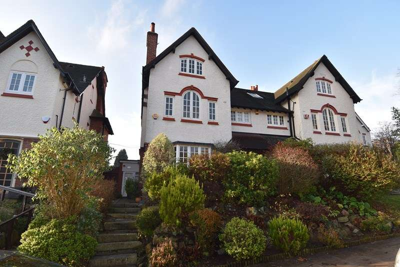 5 Bedrooms Semi Detached House for sale in Maple Road, Bournville, Birmingham
