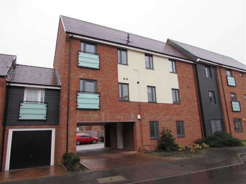 2 Bedrooms Property for sale in Leyland Road, Dunstable, Bedfordshire, LU6